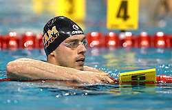 04-04-2015 NED: Swim Cup, Eindhoven<br /> Caba Siladji SRB<br /> Photo by Ronald Hoogendoorn / Sportida