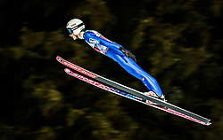 30.12.2017, Schattenbergschanze, Oberstdorf, GER, FIS Weltcup Ski Sprung, Vierschanzentournee, Garmisch Partenkirchen, Wertungsdurchgang, im Bild Clemens Aigner (AUT) // Clemens Aigner of Austria during his Competition Jump for the Four Hills Tournament of FIS Ski Jumping World Cup at the Schattenbergschanze in Oberstdorf, Germany on 2017/12/30. EXPA Pictures © 2017, PhotoCredit: EXPA/ JFK