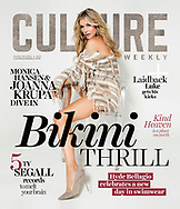 International supermodel and RHOM star Joanna Krupa is the stunning cover model for the April issue of Culture Weekly magazine.<br /> <br /> The images are from our shoot 'Joanna Krupa :: Hollywood glam' which is available now for worldwide use:  https://www.apixsyndication.com/gallery/Joanna-Krupa-Hollywood-glam/G0000UYI12s92czQ/C0000uq60IvS65zg