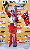 ◊Copyright:<br />GEPA pictures<br />◊Photographer:<br />Thomas Karner<br />◊Name:<br />Bjoerndalen<br />◊Rubric:<br />Sport<br />◊Type:<br />Ski nordisch, Biathlon<br />◊Event:<br />Biathlon Weltcup, Staffelwettkampf Maenner 10km<br />◊Site:<br />Ruhpolding, Deutschland<br />◊Date:<br />15/01/05<br />◊Description:<br />Ole Einar Bjoerndalen (NOR)<br />◊Archive:<br />DCSTK-1501054002<br />◊RegDate:<br />15.01.2005<br />◊Note:<br />8 MB - MP/MP - Nutzungshinweis: Es gelten unsere Allgemeinen Geschaeftsbedingungen (AGB) bzw. Sondervereinbarungen in schriftlicher Form. Die AGB finden Sie auf www.GEPA-pictures.com.<br />Use of picture only according to written agreements or to our business terms as shown on our website www.GEPA-pictures.com.