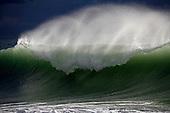 Sea Storm. Sea storm hit the northeastern catalan and spanish coast (Costa Brava)