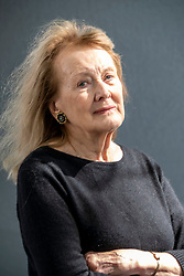 Pictured: Annie Ernaux<br /><br />Annie Ernaux started her literary career in 1974 with Les Armoires vides (Cleaned Out), an autobiographical novel. In 1984, she won the Renaudot Prize for another of her autobiographical works La Place (A Man's Place), an autobiographical narrative focusing on her relationship with her father and her experiences growing up in a small town in France, and her subsequent process of moving into adulthood and away from her parents' place of origin.[6][7]<br /> <br /> Very early in her career, she turned away from fiction to concentrate on autobiography.[8] Her work combines historic and individual experiences. She charts her parents' social progression (La place, La honte), her adolescence (Ce qu'ils disent ou rien), her marriage (La femme gelée), her passionate affair with an eastern European man (Passion simple), her abortion (L'événement), Alzheimer's disease (Je ne suis pas sortie de ma nuit), the death of her mother (Une femme), and breast cancer (L'usage de la photo).[9] Ernaux also wrote L'écriture comme un couteau (Writing as Sharp as a Knife) with Frédéric-Yves Jeannet.[9] <br /><br />Ger Harley | EEm 21 August 2019