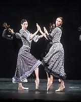 Svetlana Zakharova 'Modanse' ballet, London Coliseum, UK  02 Dec 2019