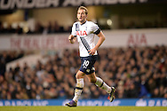 Harry Kane of Tottenham Hotspur looking on. Barclays Premier league match, Tottenham Hotspur v West Ham Utd at White Hart Lane in London on Sunday 22nd November 2015.<br /> pic by John Patrick Fletcher, Andrew Orchard sports photography.