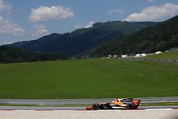 July 7, 2017 - Spielberg, Austria - Motorsports: FIA Formula One World Championship 2017, Grand Prix of Austria, .#2 Stoffel Vandoorne (BEL, McLaren Honda) (Credit Image: © Hoch Zwei via ZUMA Wire)