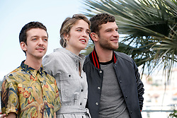 May 20, 2017 - Cannes, France - ADEL HAENEL , NAHUEL PEREZ ARNAUD VALOIS at the '120 battements par minute' photocall during the 70th Cannes Film Festival at the Palais des Festivals on May 20, 2017 (Credit Image: © Visual via ZUMA Press)