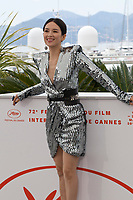 Rendezvous with Zhang Ziyi photo call at the 72nd Cannes Film Festival, Tuesday 21st May 2019, Cannes, France. Photo credit: Doreen Kennedy