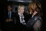 Trudie Styler and Debbie Moore, UK Premiere of Amazing Grace. Curzon Mayfair. Afterparty at the Mirabelle. London. 19 March 2007. -DO NOT ARCHIVE-© Copyright Photograph by Dafydd Jones. 248 Clapham Rd. London SW9 0PZ. Tel 0207 820 0771. www.dafjones.com.