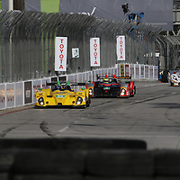 Long Beach, CA - Apr 15, 2016:  The IMSA WeatherTech Sportscar Championship teams take to the track for a practice session for the 42nd Annual Toyota Grand Prix of Long Beach on the Streets of Long Beach in Long Beach, CA.