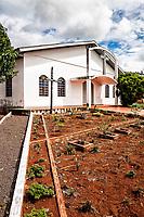 Igreja Matriz. Bom Jesus do Oeste, Santa Catarina, Brasil. / <br /> Mother church.  Bom Jesus do Oeste, Santa Catarina, Brazil.