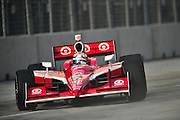 September 1-3, 2011. Scott Dixon, Indycar Grand Prix of Baltimore around the inner harbor.