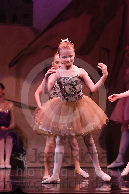 """Students of the Payne Academy of Performing Arts on stage in the Dress Rehearsal for Coppelia, Neverland, and Amazing Grace.<br /> <br /> """"Coppelia""""(The Girl with Enamel Eyes)choreography: Jim and Bridget Payne, after Arthur Saint-Leon.April 2017<br /> <br /> The Woodlands College Park High School.<br /> The Woodlands, Texas"""
