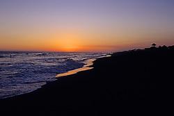 San Jose Beach Sunset