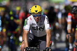 July 4, 2017 - Mondorf Les Bains / Vittel, Luxembourg / France - VITTEL, FRANCE - JULY 4 : FROOME Christopher (GBR) Rider of Team SKY during stage 4 of the 104th edition of the 2017 Tour de France cycling race, a stage of 207.5 kms between Mondorf-Les-Bains and Vittel on July 04, 2017 in Vittel, France, 4/07/2017 (Credit Image: © Panoramic via ZUMA Press)