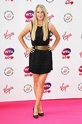 © Licensed to London News. Victoria Azarenka, Pre-Wimbledon Party, Kensington Roof Gardens, London UK, 20 June 2013. Photo credit : Richard Goldschmidt/Piqtured/LNP