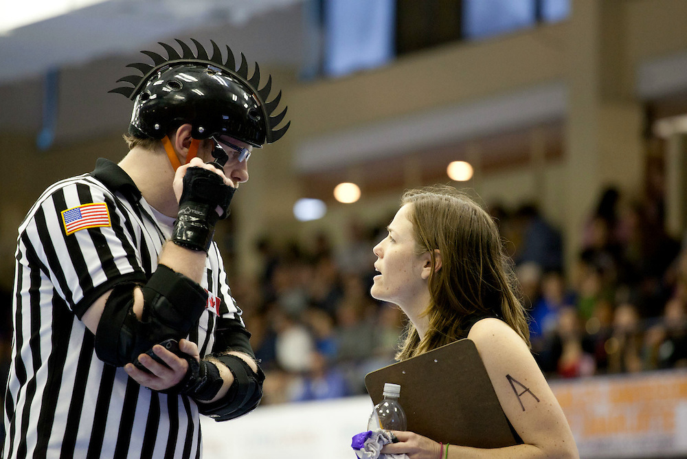 Charlotte Roller Girls have their first home bout of 2011.