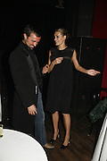 Evgeny Lebedev and Yasmin le Bon, MOVE FOR AIDS HOSTED BY ELLE MACPHERSON & DAVID FURNISH. Koko, Camden High St. London. 7/11/06. ONE TIME USE ONLY - DO NOT ARCHIVE  © Copyright Photograph by Dafydd Jones 66 Stockwell Park Rd. London SW9 0DA Tel 020 7733 0108 www.dafjones.com