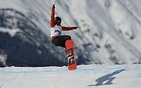 Snowboard / Snøbrett<br /> 06.02.2016<br /> Foto: Gepa/Digitalsport<br /> NORWAY ONLY<br /> <br /> INNSBRUCK,AUSTRIA,06.FEB.16 - SNOWBOARD - Air and Style. Image shows Mons Røisland (NOR).
