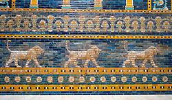Pergamon Museum on Museum Island, Museumsinsel in Berlin, Germany