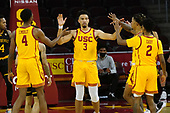 NCAA Basketball-Arizona State at Southern California-Feb 17, 2021
