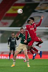 2020-10-24 Liverpool v Sheff Utd