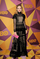 Kathryn Newton at the HBO's 2018 Official Golden Globe Awards After Party held at the Circa 55 Restaurant in Beverly Hills, USA on January 7, 2018. (Photo by Lumeimages/Sipa USA)
