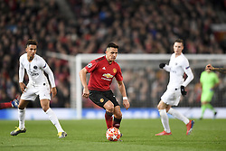 February 12, 2019 - Manchester, France - 07 ALEXIS SANCHEZ  (Credit Image: © Panoramic via ZUMA Press)