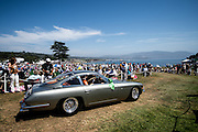 August 14-16, 2012 - Pebble Beach / Monterey Car Week. Lamborghini 400GT