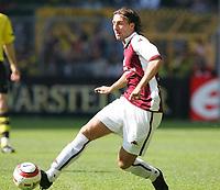 Fotball<br /> Bundesliga Tyskland 2004/2005<br /> Foto: Witters/Digitalsport<br /> NORWAY ONLY<br /> <br /> Kamil KOSOWSKI<br /> Fussballspieler 1.FC Kaiserslautern