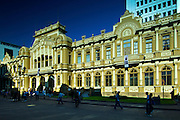 Costa Rica, San Jose, Correos y Telegrafos Building, Main Post Office, Historic