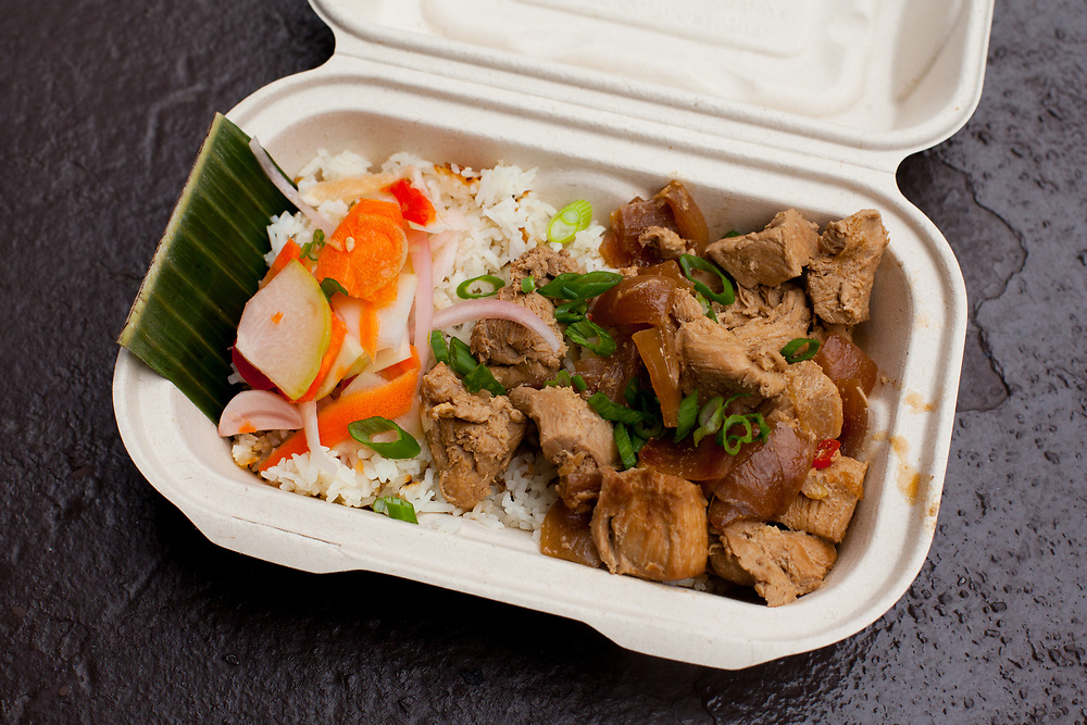 Chicken Adobo from LALO ($11.88)