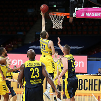 #31 Rokas Giedraitis von Alba Berlin   <br /> Basketball, nph0001 1.Bundesliga BBL-Finalturnier 2020.<br /> Halbfinale Spiel 2 am 24.06.2020.<br /> <br /> Alba Berlin vs EWE Baskets Oldenburg <br /> Audi Dome<br /> <br /> Foto: Christina Pahnke / sampics  / POOL / nordphoto<br /> <br /> National and international News-Agencies OUT - Editorial Use ONLY