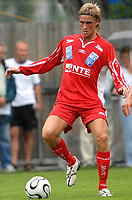 Fotball 2. divisjon 31.07.06 Rosenborg - Levanger 3-1<br /> Morten Ravlo, Levanger<br /> Foto: Carl-Erik Eriksson, Digitalsport