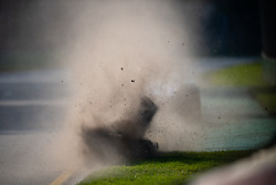 March 16, 2019 - Albert Park, VIC, U.S. - ALBERT PARK, VIC - MARCH 16: Williams Racing driver Robert Kubica (88) goes wide in qualifying at The Australian Formula One Grand Prix on March 16, 2019, at The Melbourne Grand Prix Circuit in Albert Park, Australia. (Photo by Speed Media/Icon Sportswire) (Credit Image: © Steven Markham/Icon SMI via ZUMA Press)