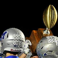 10.30.2015 North Ridgeville at Midview Varsity Football