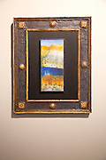 'Mexican Landscape' undated by Max Ernst (1891-1976), oil on canvas, Kode 4 art gallery Bergen, Norway - check copyright status for intended use