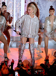 Singer Gwen Stefani performing at The Rockefeller Center in New York City, NY, USA on November 14, 2019. Photo by Dylan Travis/ABACAPRESS.COM