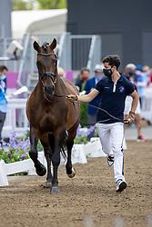 Torrao Joao Miguel, POR, Equador, 157<br /> Olympic Games Tokyo 2021<br /> © Hippo Foto - Dirk Caremans<br /> 23/07/2021