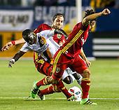 Soccer: LA Galaxy vs Real Salt Lake 20160423