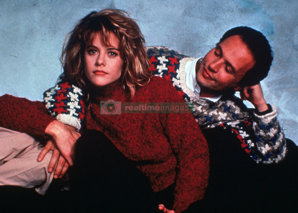 1989, Film Title: WHEN HARRY MET SALLY, Director: ROB REINER, Pictured: BILLY CRYSTAL, ROB REINER. (Credit Image: SNAP/ZUMAPRESS.com) (Credit Image: © SNAP/Entertainment Pictures/ZUMAPRESS.com)
