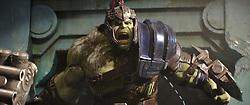 Marvel Studios' THOR: RAGNAROK<br /> <br /> Hulk (Mark Ruffalo)<br /> <br /> Ph: Teaser Film Frame<br /> <br /> ©Marvel Studios 2017