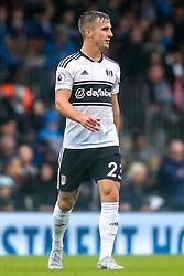 Joe Bryan of Fulham - Mandatory by-line: Robbie Stephenson/JMP - 26/08/2018 - FOOTBALL - Craven Cottage - Fulham, England - Fulham v Burnley - Premier League