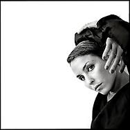Noomi Rapace spiller en af hovedrollerne, Lisbeth Salander, i filmen Pigen der legede med ilden efter Stieg Larssons kriminalroman af samme navn.