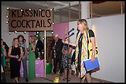 LOUISA BUCK, Matt's Gallery 35th birthday fundraising supper.  42-44 Copperfield Road, London E3 4RR. 12 June 2014.