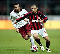"Cristian Brocchi (Milan)<br /> Italian ""Serie A"" 2006-2007<br /> 10 Dic  2006 (Match Day 15 )<br /> Milan-Torino 0-0<br /> ""Giuseppe Meazza"" Stadium-Milano-Italy<br /> Photographer:Jennifer Lorenzini Inside"
