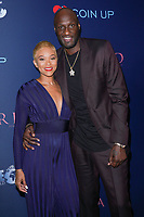 Lamar Odom and Sabrina Parr at Regard Cares Celebrates Fall Issue Featuring Marisol Nichols held at Palihouse West Hollywood on October 02, 2019 in West Hollywood, California, United States (Photo by © L. Voss/VipEventPhotography.com)