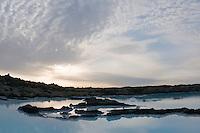 Blue lagoon, close to Reykjavik, Iceland
