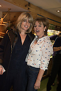 RACHEL JOHNSON;  RACHEL KELLY; , Launch of The Happy Kitchen: Good Mood Food, by Rachel Kelly and Alice Mackintosh. Squirrel, South Kensington. London. 31 January 2017
