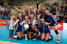 20180218 NED: Bekerfinale Eurosped - Sliedrecht Sport, Hoogeveen