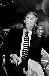 Jul 28, 2004; Palm Beach, FL, USA; (FILE PHOTO: Date Unknown) DONALD TRUMP told the Wall Street Journal he wants 18 million an episode for the second season of the 'Apprentice'. Along with more creative control, and a personal publicist..  (Credit Image: John Pineda/ZUMAPRESS.com)